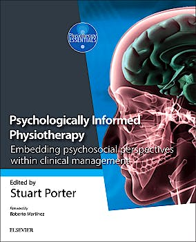 Portada del libro 9780702068171 Psychologically-Informed Physiotherapy. Embedding Psychosocial Perspectives within Clinical Management