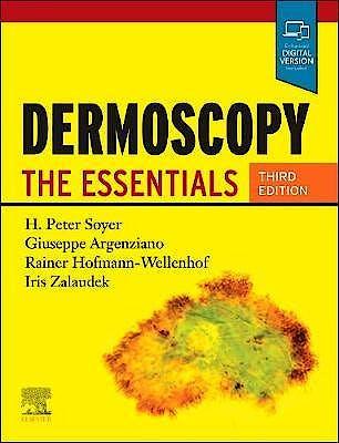 Portada del libro 9780702068829 Dermoscopy. The Essentials (Print + Online)