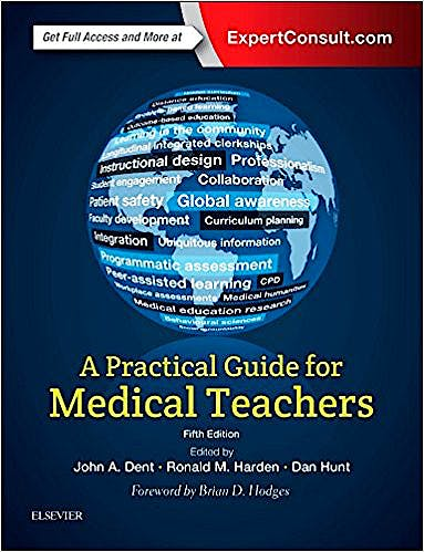 Portada del libro 9780702068911 A Practical Guide for Medical Teachers (Print and Online)