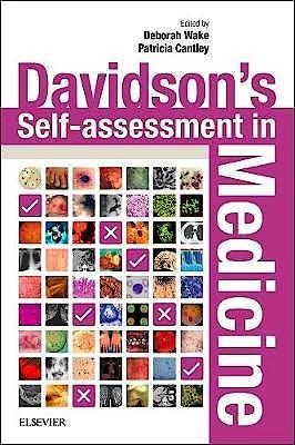Portada del libro 9780702071515 Davidson's Self-Assessment in Medicine