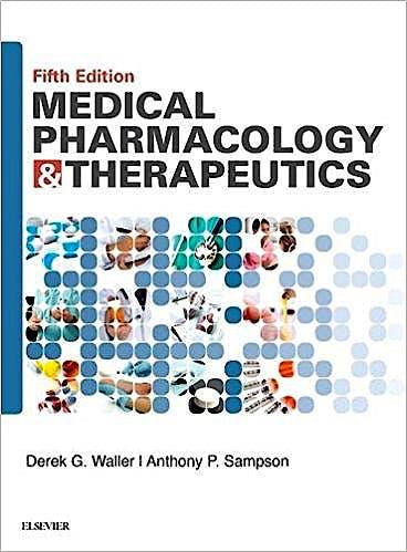 Portada del libro 9780702071676 Medical Pharmacology and Therapeutics