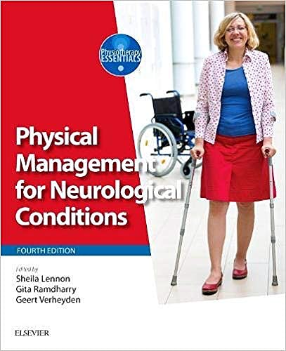 Portada del libro 9780702071744 Physical Management for Neurological Conditions