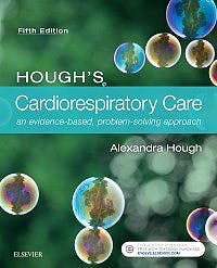 Portada del libro 9780702071843 Hough's Cardiorespiratory Care. An Evidence-Based, Problem-Solving Approach