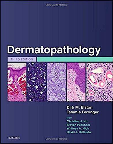 Portada del libro 9780702072802 Dermatopathology (Print and Online)