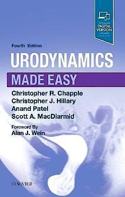 Portada del libro 9780702073403 Urodynamics Made Easy (Print and Online)