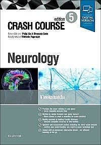 Portada del libro 9780702073854 Crash Course Neurology