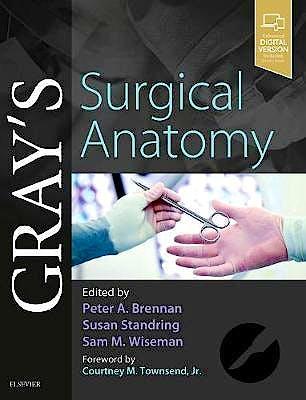 Portada del libro 9780702073861 Gray's Surgical Anatomy (Print + Online)