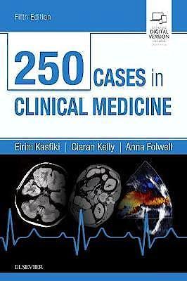 Portada del libro 9780702074554 250 Cases in Clinical Medicine (Print + Online)