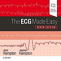 Portada del libro 9780702074578 The ECG Made Easy (Print + Online)