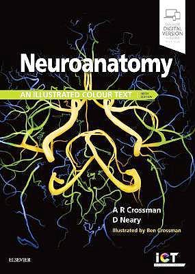 Portada del libro 9780702074622 Neuroanatomy. An Illustrated Colour Text (Print + Online)