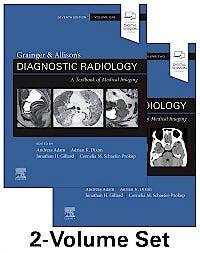 Portada del libro 9780702075247 Grainger & Allison's Diagnostic Radiology (2 Volume Set)