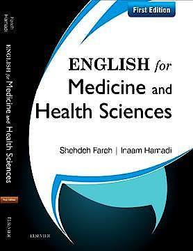 Portada del libro 9780702075506 English for Medicine and Health Sciences