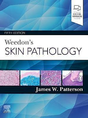 Portada del libro 9780702075827 Weedon's Skin Pathology (Print + Online)