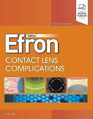Portada del libro 9780702076114 Contact Lens Complications (Print and Online)