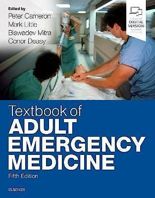 Portada del libro 9780702076244 Textbook of Adult Emergency Medicine