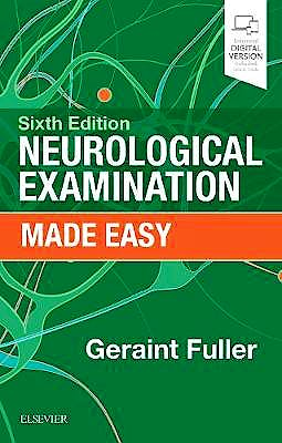 Portada del libro 9780702076275 Neurological Examination Made Easy