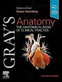 Portada del libro 9780702077050 Gray's Anatomy. The Anatomical Basis of Clinical Practice