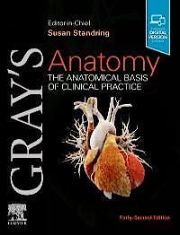 Portada del libro 9780702077050 GRAY's Anatomy. The Anatomical Basis of Clinical Practice