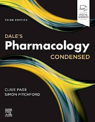 Portada del libro 9780702078187 Dale's Pharmacology Condensed (Print + Online)
