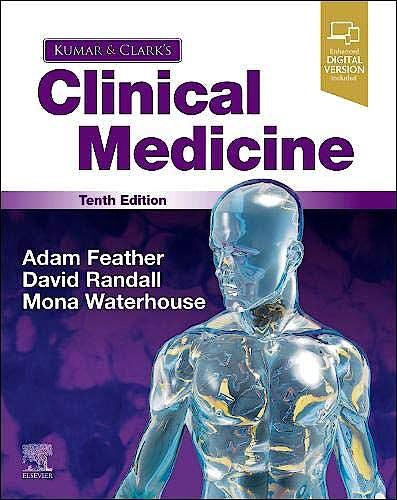 Portada del libro 9780702078682 Kumar and Clark's Clinical Medicine