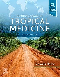 Portada del libro 9780702078798 Clinical Cases in Tropical Medicine