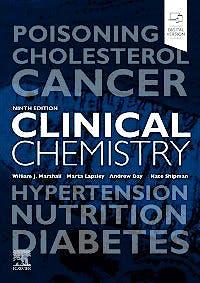 Portada del libro 9780702079368 Clinical Chemistry