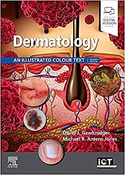 Portada del libro 9780702079962 Dermatology. An Illustrated Colour Text