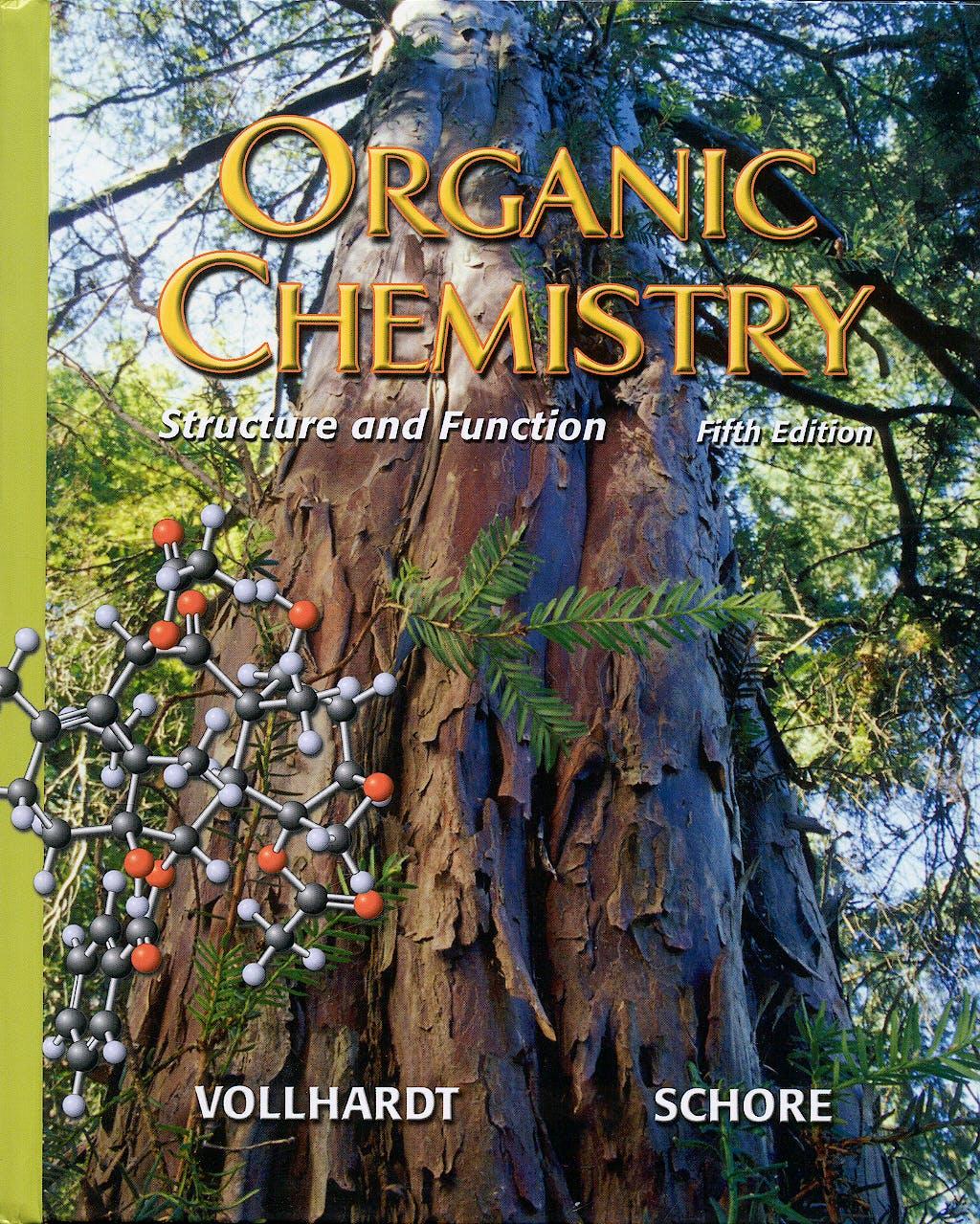 Portada del libro 9780716799498 Organic Chemistry: Structure and Function