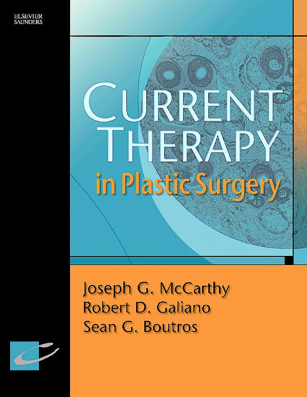 Portada del libro 9780721600000 Current Therapy in Plastic Surgery