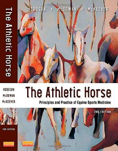 Portada del libro 9780721600758 The Athletic Horse. Principles and Practice of Equine Sports Medicine