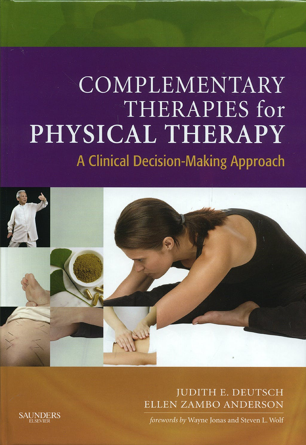 Portada del libro 9780721601113 Complementary Therapies for Physical Therapy