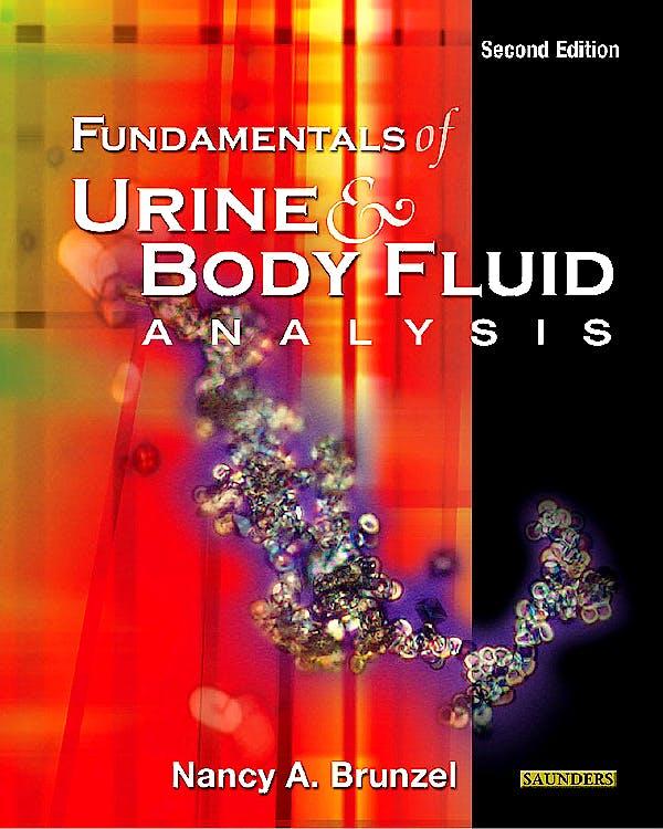 Portada del libro 9780721601786 Fundamentals of Urine & Body Fluid Analysis