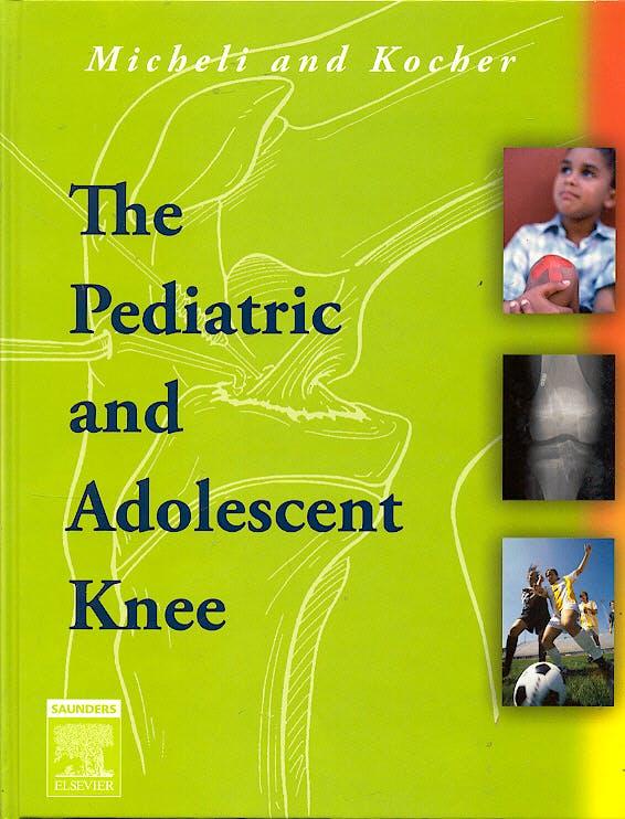 Portada del libro 9780721603315 The Pediatric and Adolescent Knee