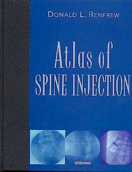 Portada del libro 9780721604206 Atlas of Spine Injection