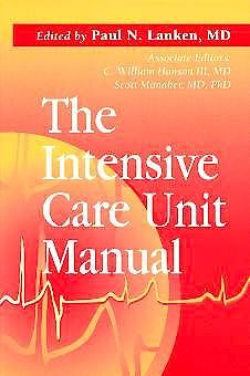 Portada del libro 9780721621975 The Intensive Care Unit Manual