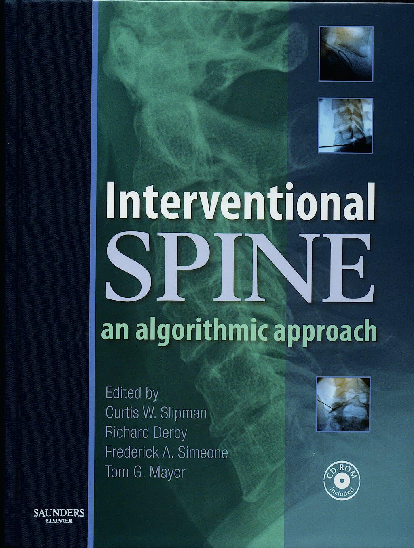 Portada del libro 9780721628721 Interventional Spine + Cd-Rom