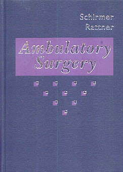 Portada del libro 9780721658896 Ambulatory Surgery