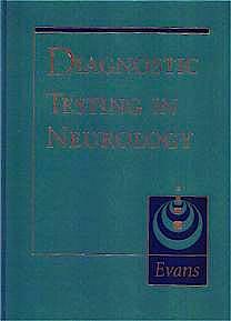 Portada del libro 9780721676036 Diagnostic Testing in Neurology