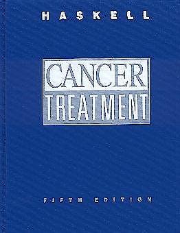 Portada del libro 9780721678337 Cancer Treatment