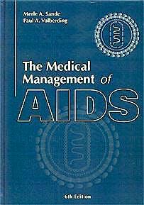 Portada del libro 9780721681023 The Medical Management of Aids