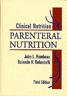 Portada del libro 9780721681207 Clinical Nutrition / Parenteral Nutrition