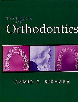 Portada del libro 9780721682891 Textbook of Orthodontics