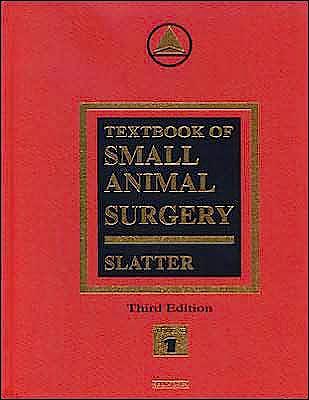 Portada del libro 9780721686073 Textbook of Small Animal Surgery, 2-Volume Set
