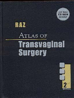 Portada del libro 9780721691138 Atlas of Transvaginal Surgery