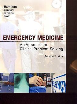 Portada del libro 9780721692784 Emergency Medicine, an Approach to Clinical Problem-Solving