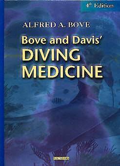 Portada del libro 9780721694245 Bove and Davis' Diving Medicine