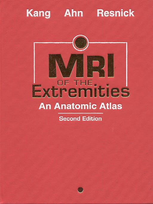 Portada del libro 9780721696959 Mri of the Extremities an Anatomic Atlas