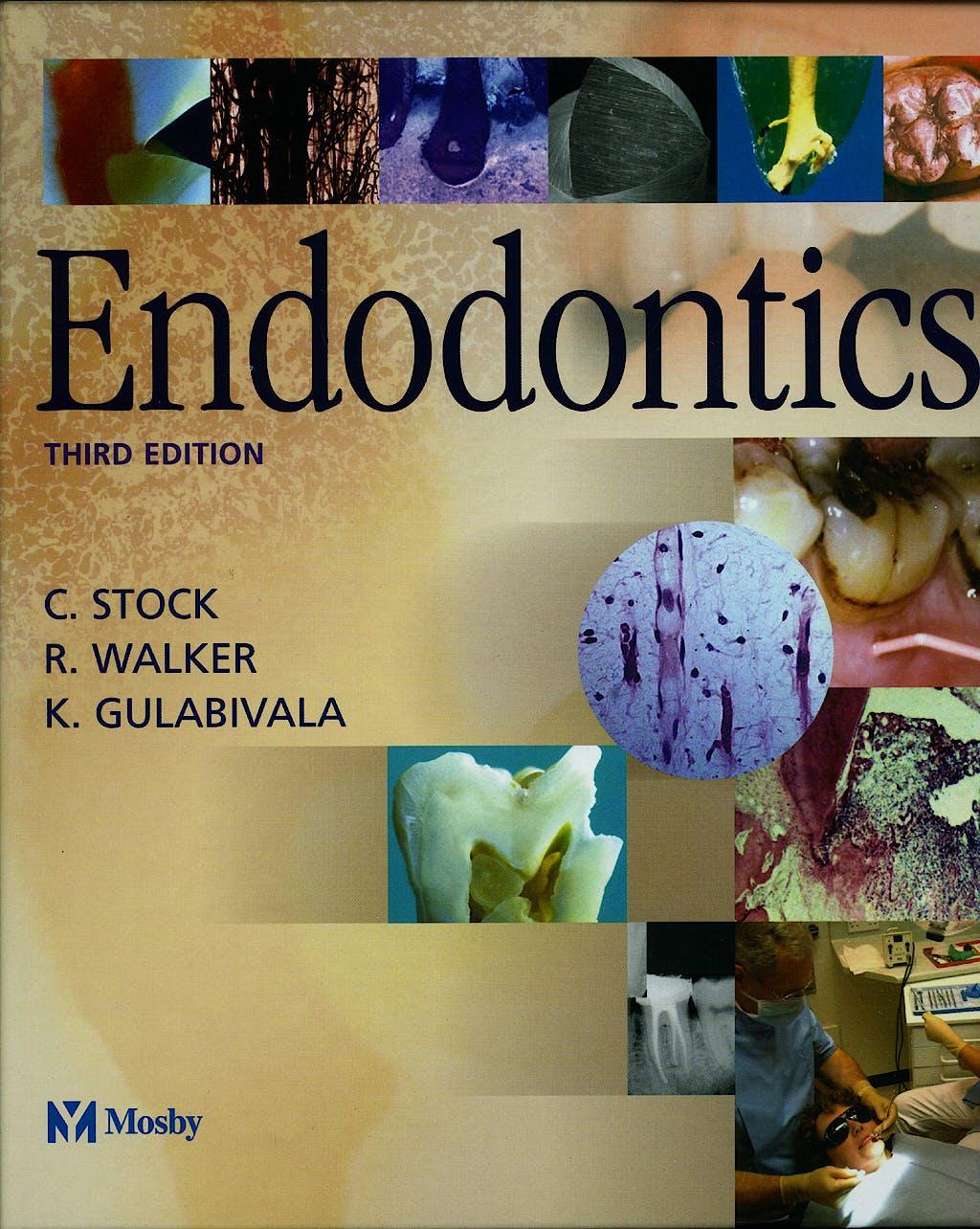 Portada del libro 9780723432036 Endodontics