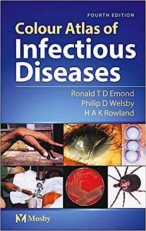Portada del libro 9780723433101 Colour Atlas of Infectious Diseases