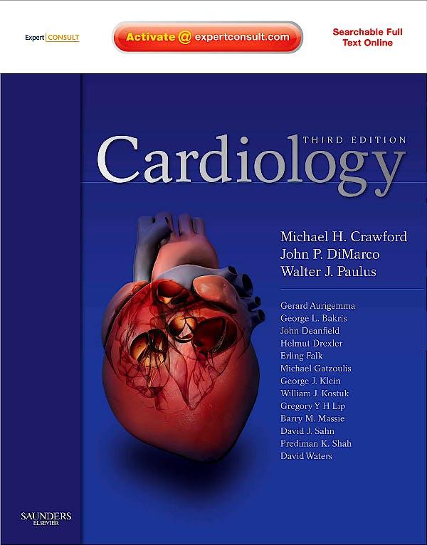 Portada del libro 9780723434856 Cardiology